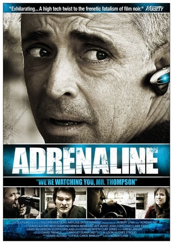 Poster of Adrenaline
