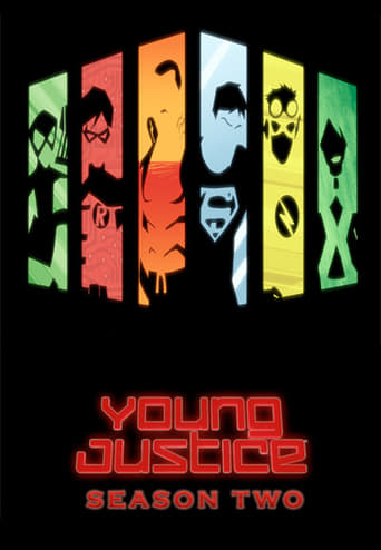 Teisingumo lyga / Young Justice (2012) 2 Sezonas