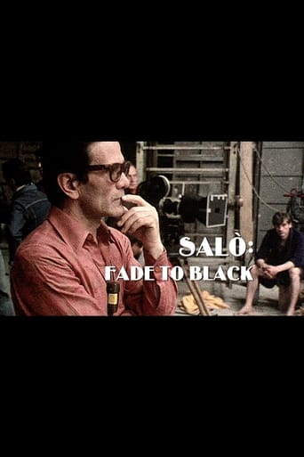 Poster of Salò: Fade to Black