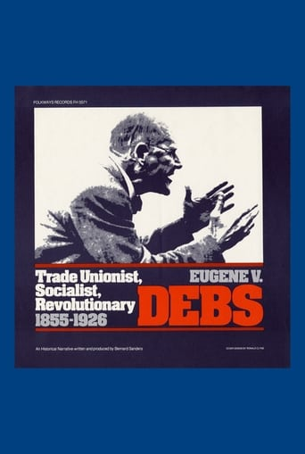 Poster of Eugene V. Debs: Trade Unionist, Socialist, and Revolutionary