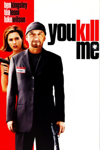Poster of You Kill Me