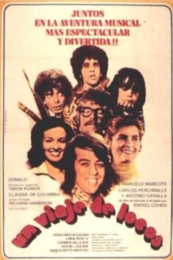 Poster of Un viaje de locos