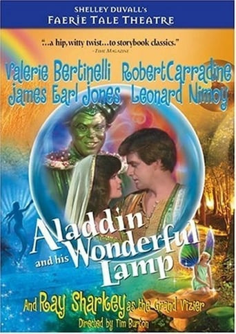 Poster of Aladdin and His Wonderful Lamp