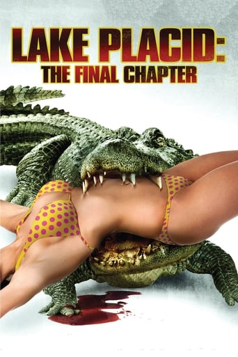 Poster of Lake Placid: The Final Chapter