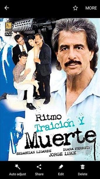 Poster of Ritmo, traición y muerte: La cumbia asesina