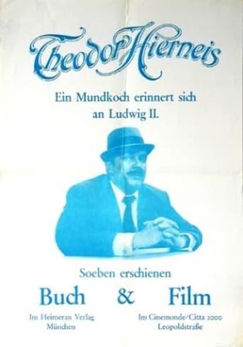 Theodor Hierneis oder Wie man ehem. Hofkoch wird Movie Poster
