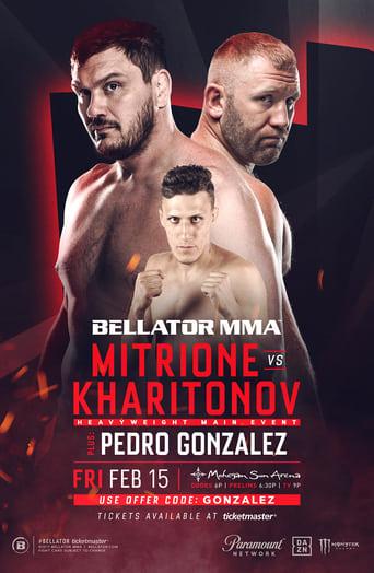 Watch Bellator 215: Mitrione vs. Kharitonov 2019 full online free