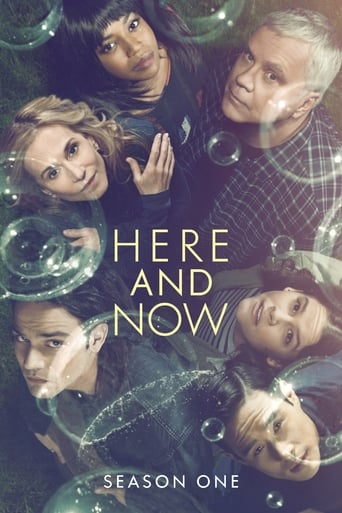 Here and Now 1ª Temporada - Poster