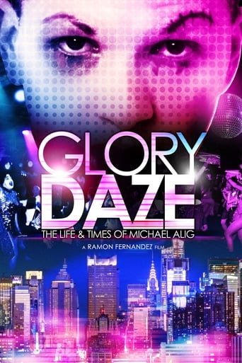 Poster of Glory Daze: The Life and Times of Michael Alig