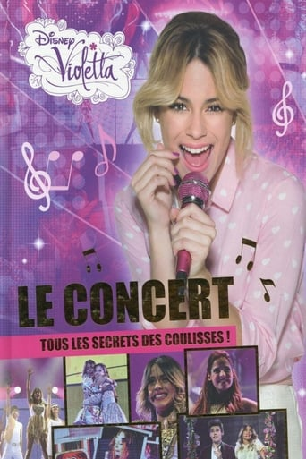 Poster of Violetta en vivo