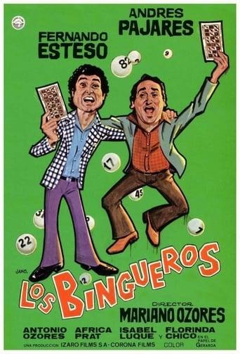 Poster of Los bingueros