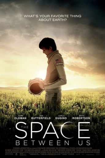 Poster of The Space Between Us fragman