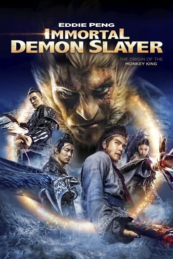 Baixar WuKong Torrent (2018) Dublado / Dual Áudio 5.1 BluRay 720p | 1080p Download