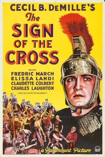 Poster of The Sign of the Cross