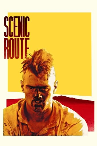 Poster of Scenic Route