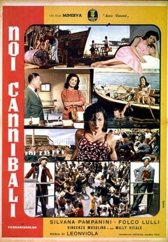 Poster of Noi cannibali
