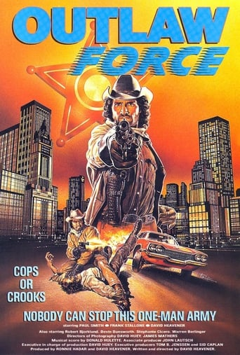 Poster of Outlaw Force