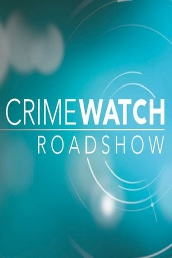 Poster of Crimewatch Roadshow