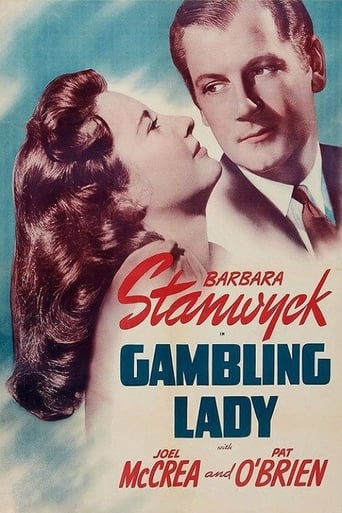 Poster of Gambling Lady