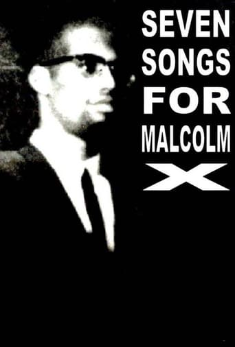 Poster of Seven Songs for Malcolm X