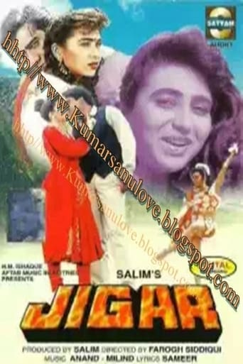 Poster of Jigar
