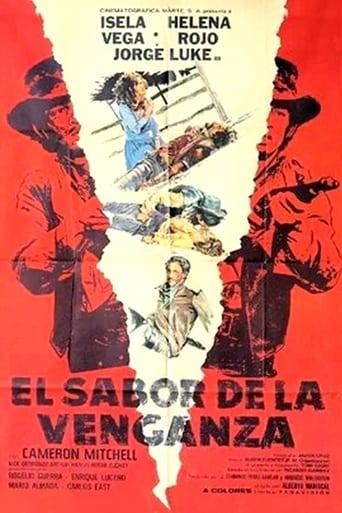 Poster of El sabor de la venganza
