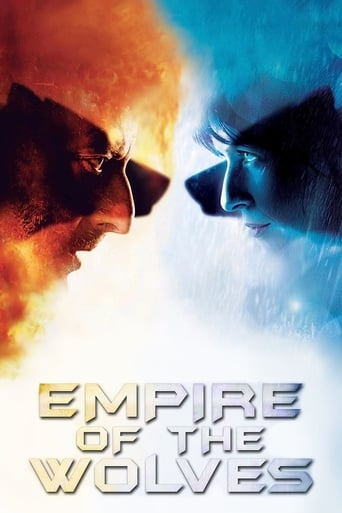 Poster of Empire of the Wolves
