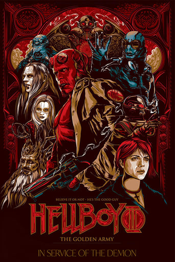 Poster of Hellboy: In Service of the Demon