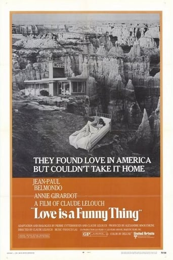 Poster of Love Is a Funny Thing