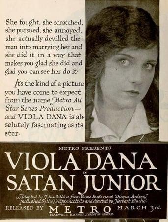 Poster of Satan Junior