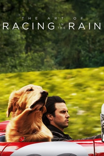 Poster of The Art of Racing in the Rain