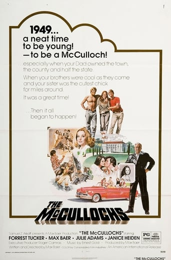 Poster of The Wild McCullochs