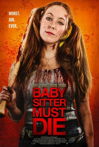 Poster Babysitter Must Die