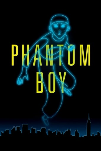 Poster of Phantom Boy