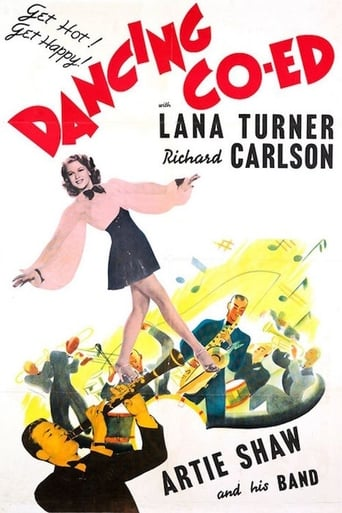 Poster of Dancing Co-Ed