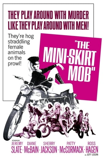 Poster of The Mini-Skirt Mob