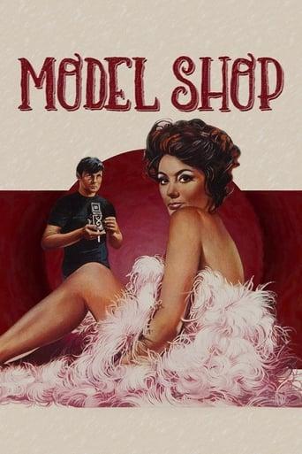 Poster of Model Shop