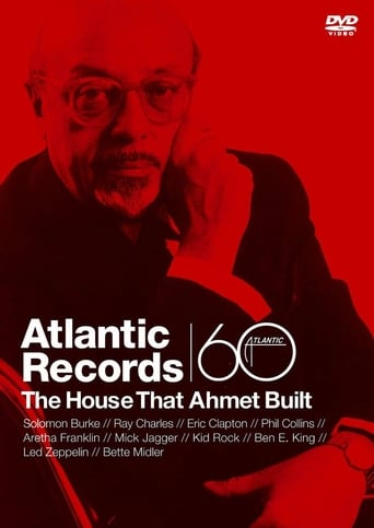 Poster of Atlantic Records: The House That Ahmet Built