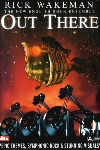 Poster of Rick Wakeman: Out There