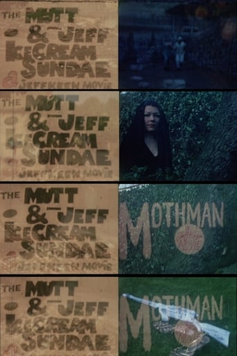 Family Star (The Mutt & Jeff Icecream Sundae + Mothman)