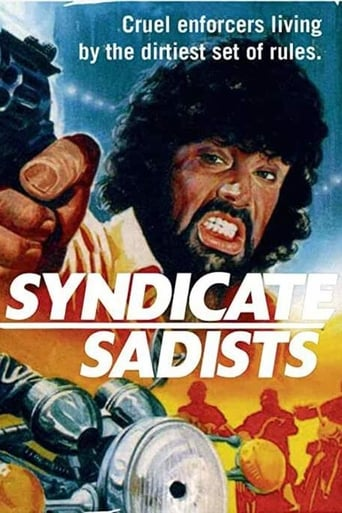 Poster of Syndicate Sadists