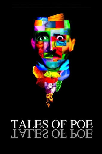 Poster of Tales of Poe
