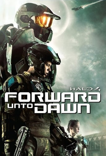 Poster of Halo 4: Forward Unto Dawn