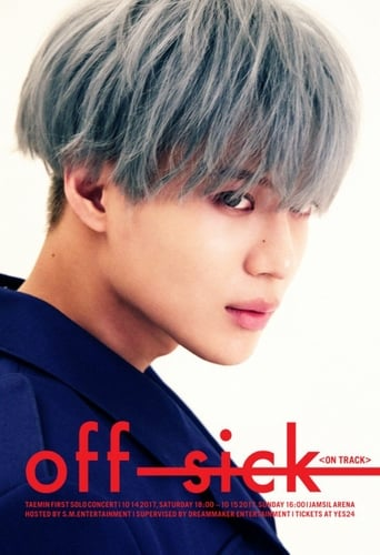 """TAEMIN 1st SOLO CONCERT """"OFF-SICK〈on track〉"""""""