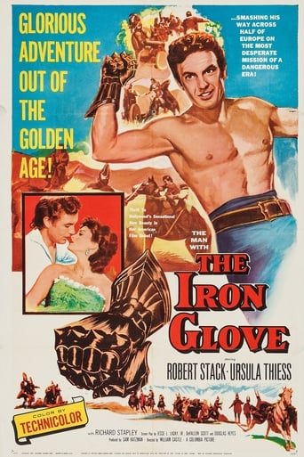 Poster of The Iron Glove