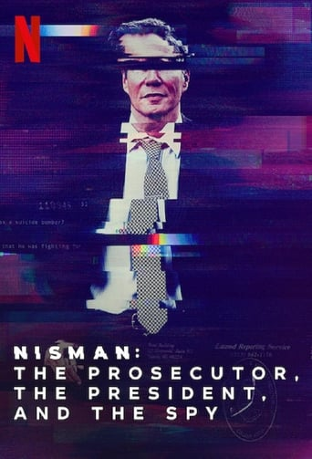 Nisman: The Prosecutor, the President and the Spy poster
