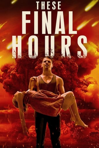 Poster of These Final Hours