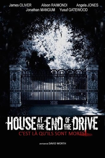 Poster of House at the End of the Drive