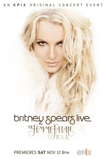 'Britney Spears Live: The Femme Fatale Tour (2011)