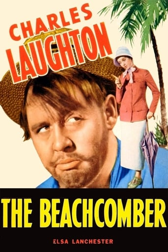 Poster of The Beachcomber